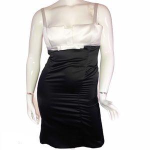Tahari slip dress